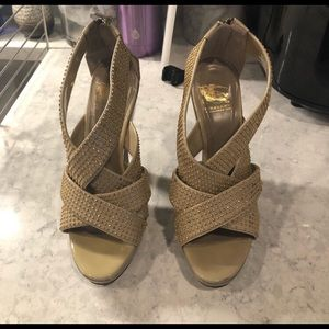 Burberry Heels owned by Kim Kardashian